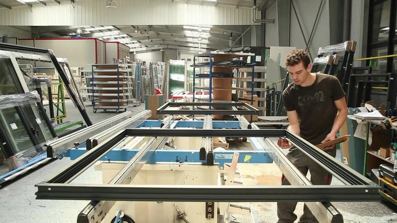 offre emploi urgent recrute menuisier fabrication aluminium