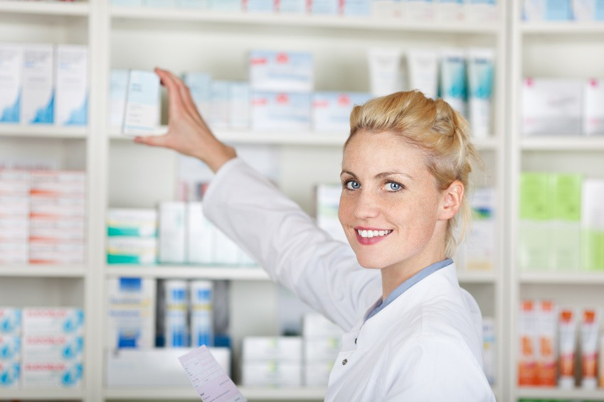 PREPARATEUR EN PHARMACIE